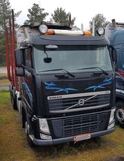 VOLVO FH13 6x2 timber truck