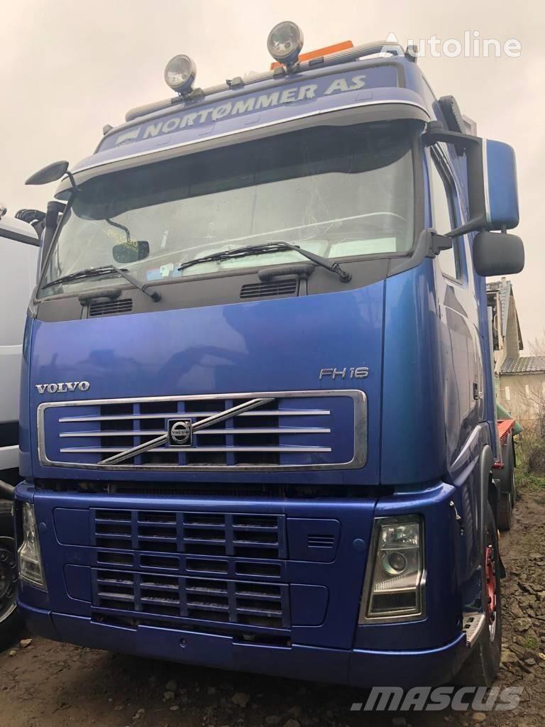 VOLVO FH660 2008 Do przewozu drewna TR.030 timber truck