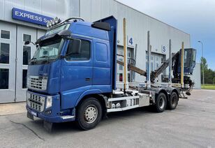 VOLVO FH700 Globetrotter 6x4 Loglift 96S timber truck