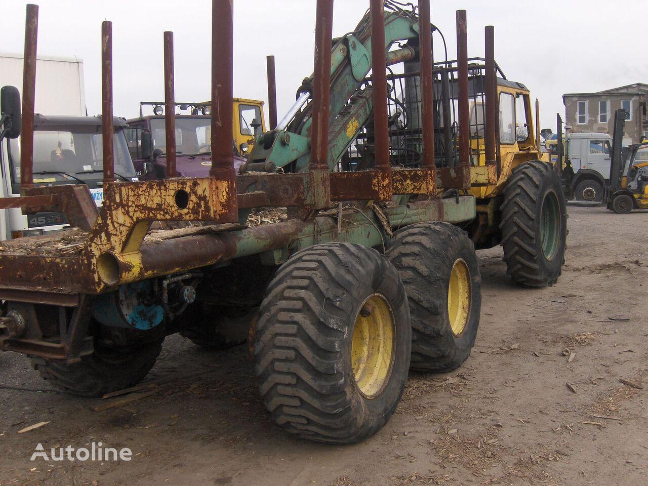 VOLVO SM-868 bolinder-munktel timber truck