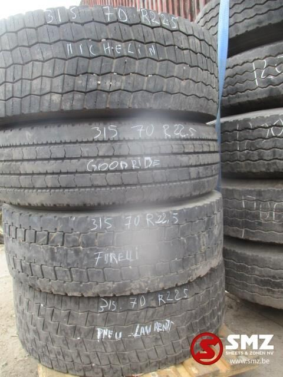Diversen Occ Band 315/70r22.5 Goodride truck tire