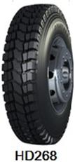new Ling Long TBR truck tire