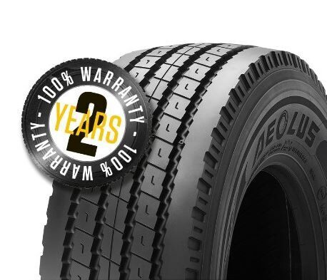 new Aeolus Neo Allroads S+ truck tire