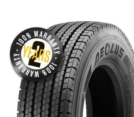 new Aeolus Neo Fuel D 3PMSF truck tire