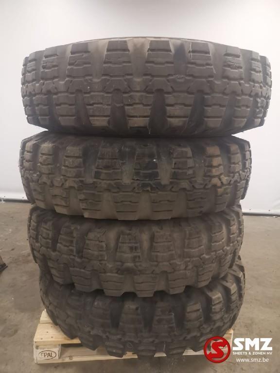 Dunlop Diversen Occ band 16.00r25 dunlop truck tire