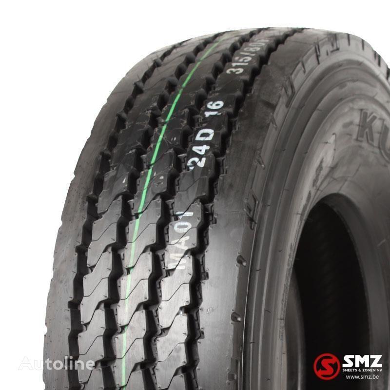 new Kumho Band 315/80r22.5 kumho truck tire