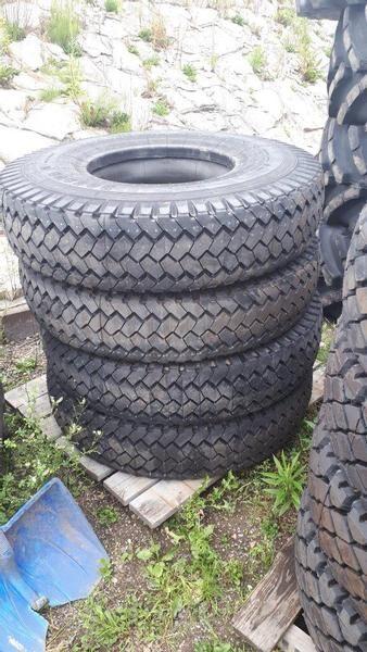 new Rosava 1200R20 I-332 D-4 154/149J 18PR TT uniwersalna truck tire