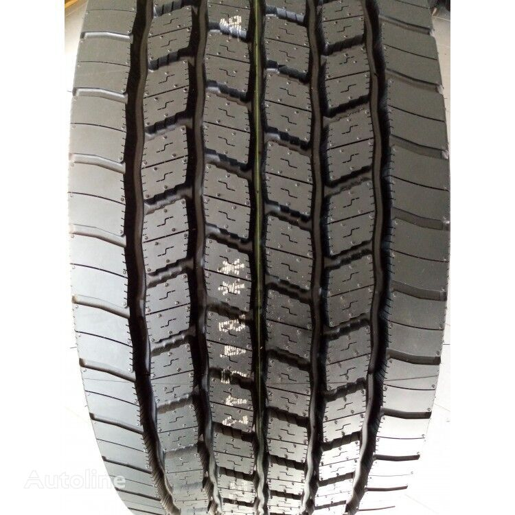 new Yokohama 901ZS truck tire