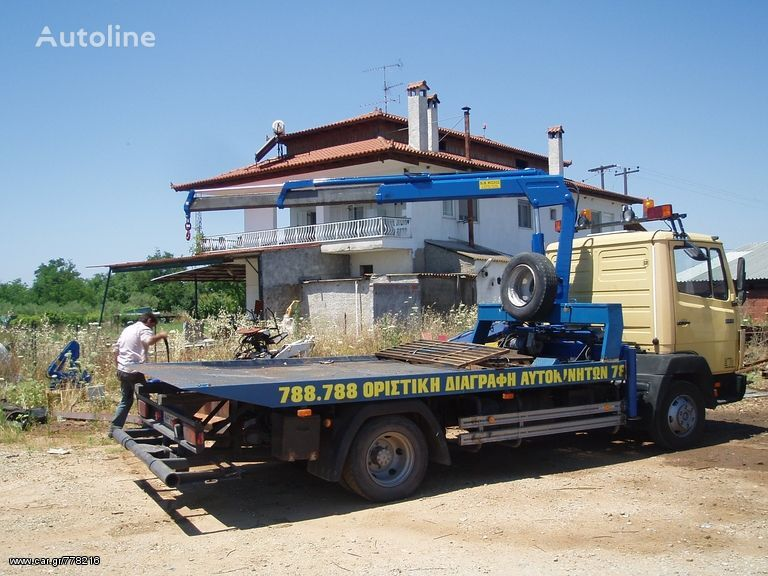 BIM GST585 tow truck