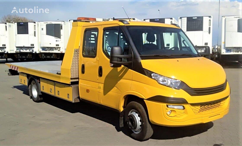 IVECO 70-180 Abschleppwagen 5,50m! Topzustand!  tow truck