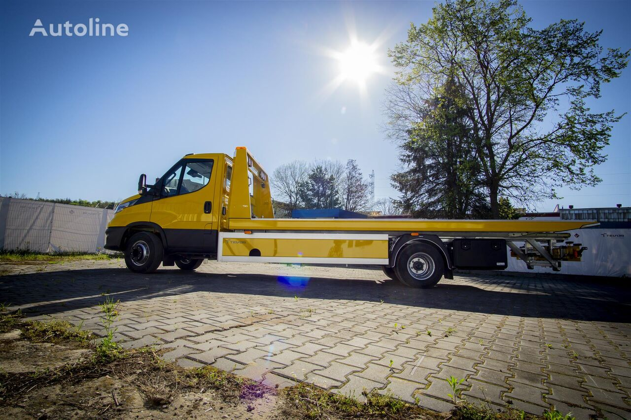 new IVECO 70C18 RESOR tow truck