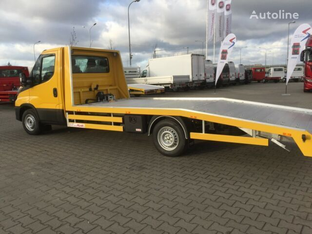 new IVECO Daily 35S18HP  tow truck