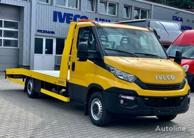 new IVECO Daily 35S18P  tow truck