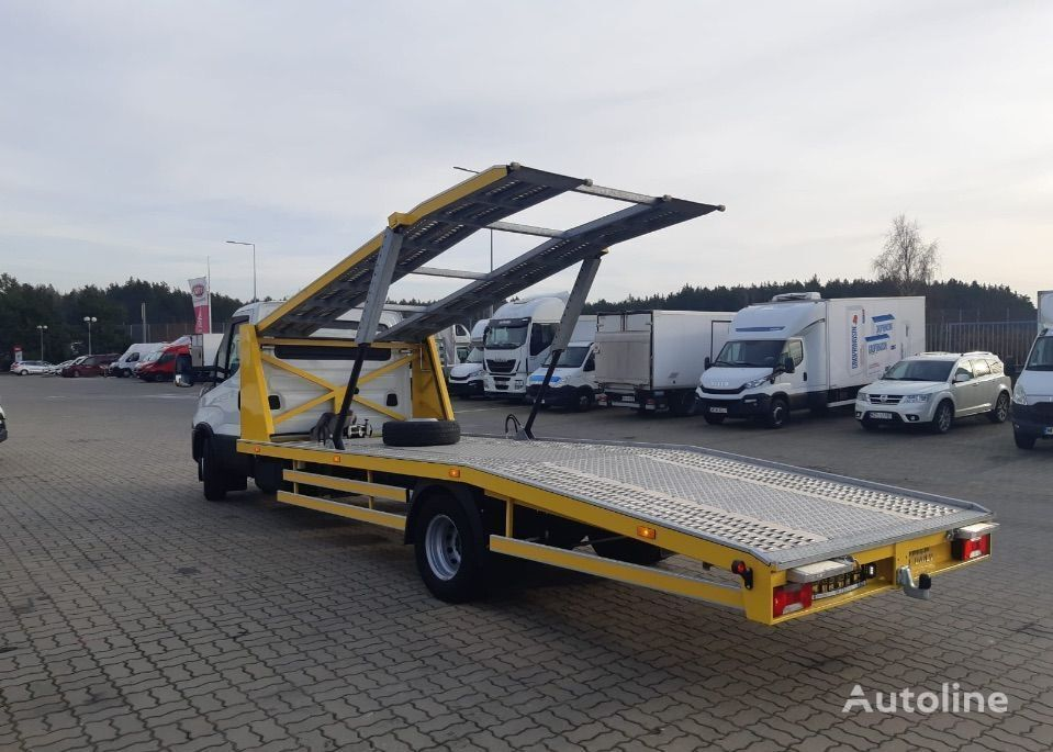 IVECO Daily 70C18 Auto Laweta tow truck