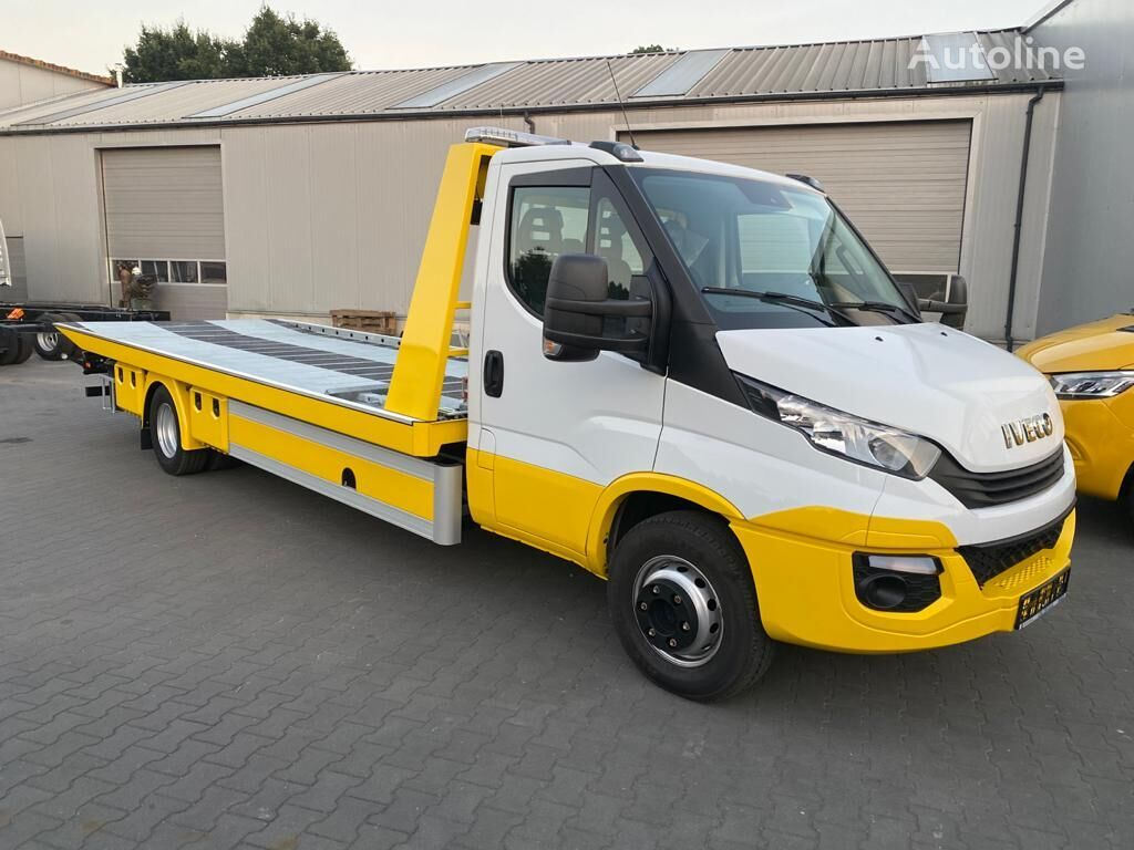 IVECO Daily 70C18P tow truck