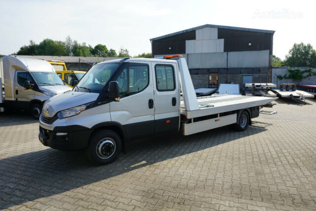 new IVECO Daíly 70C18/P Schiebeplateau ,Brille tow truck