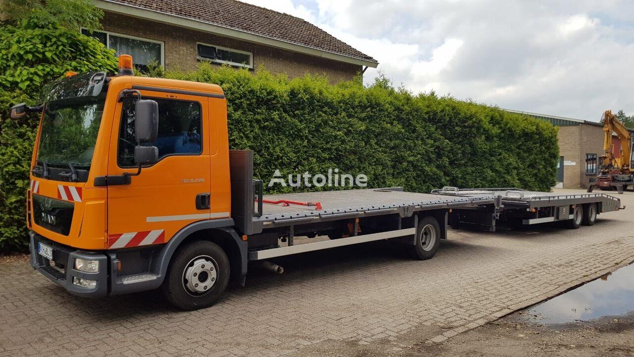 MAN TGL 8.220  tow truck