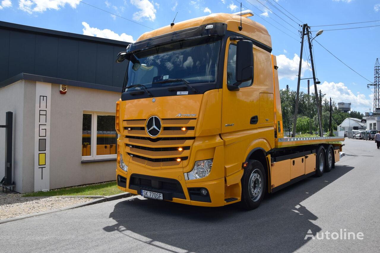 MAN TGX 26.440 tow truck