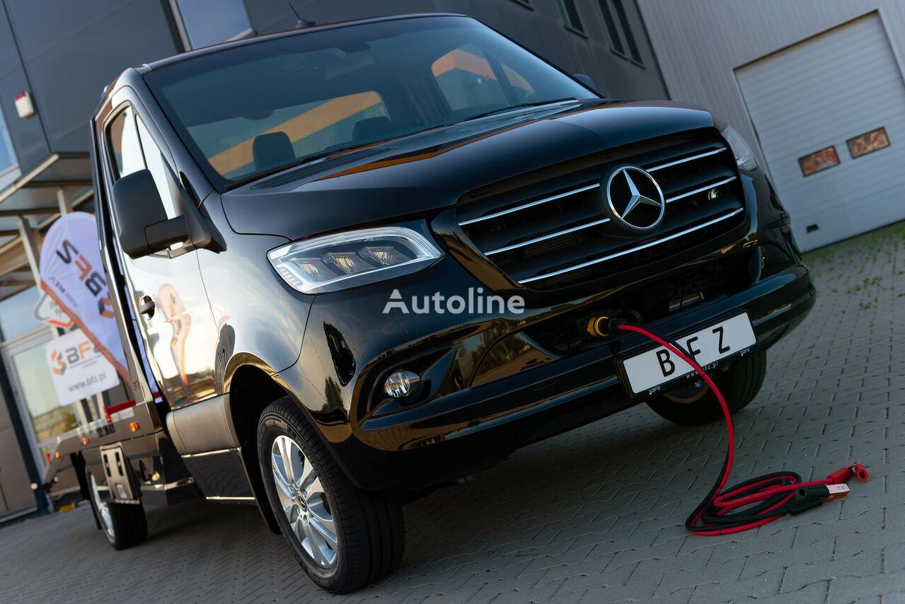 new MERCEDES-BENZ Sprinter 316  LED NAVI Autotransporter BFZ PLATEAU tow truck