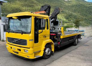 VOLVO  FL6H-250 / OMARS / Brille / HIAB 140 tow truck