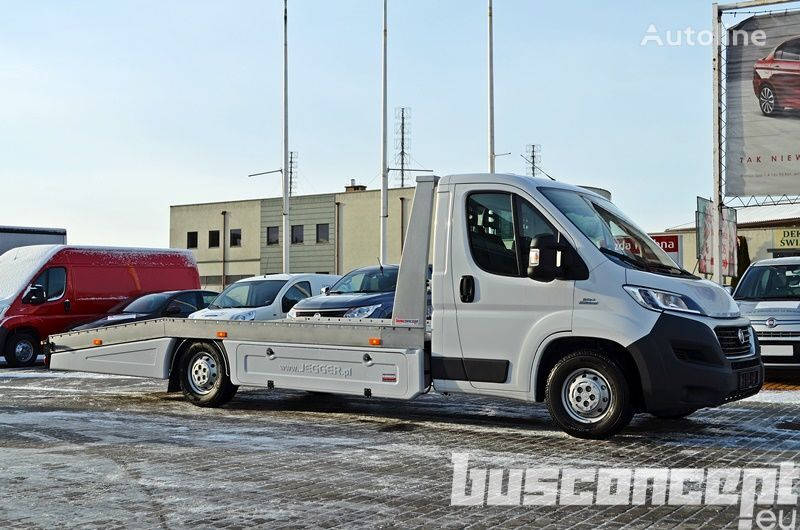 new FIAT Ducato  Tow Truck - Air suspension tow truck