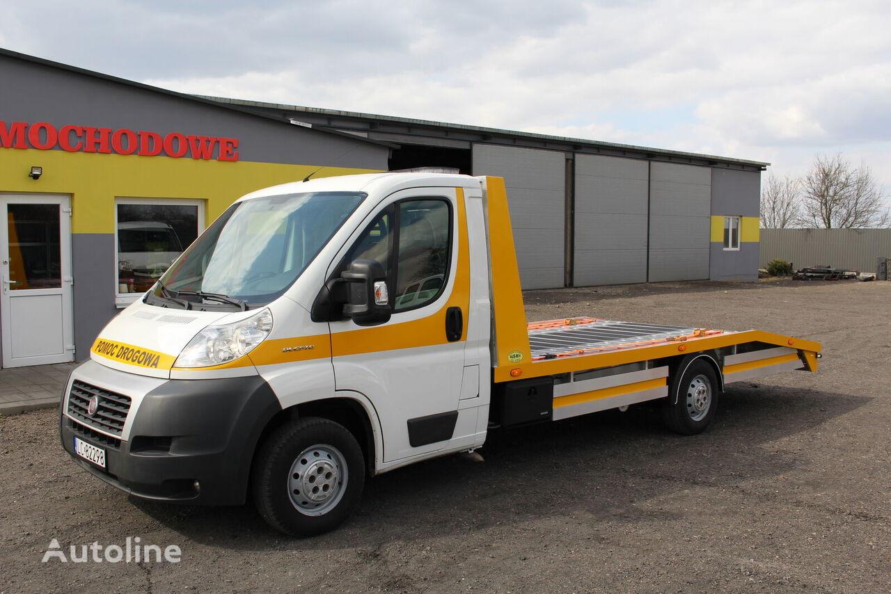 new FIAT platforma aluminiowa tow truck