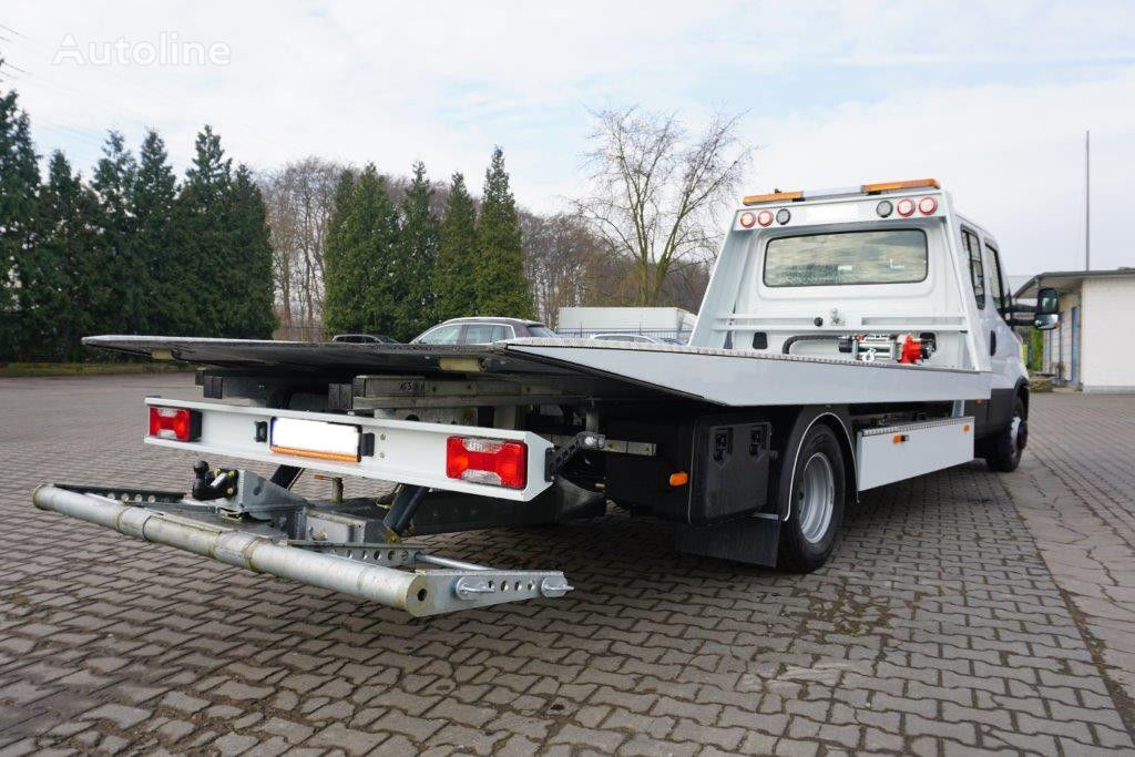 New IVECO Daíly 70C18/P Schiebeplateau,Brille,AHK tow truck for sale ...