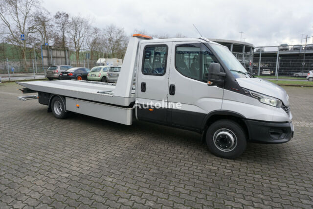 IVECO Daíly 70C18/P Schiebeplateau ,Brille, Facelift tow truck