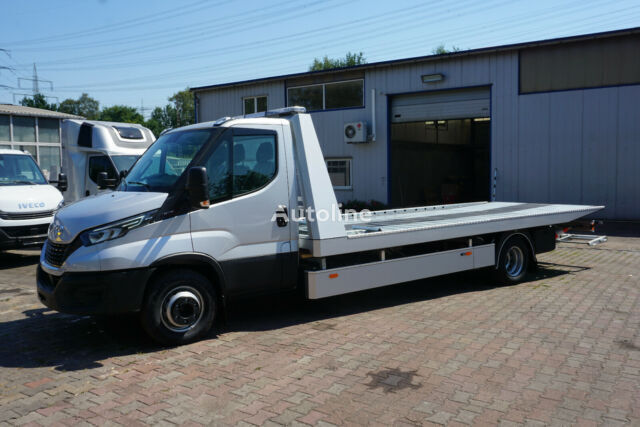 new IVECO Daily 72C18/ Schiebeplateau, Brille, LED, SOFORT tow truck