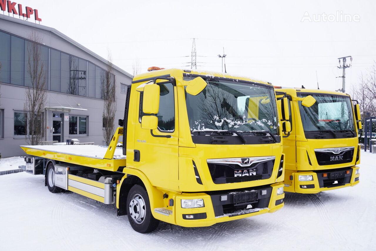 MAN TGL 12.220 / 8.180, NEW BODYS, winch tow truck