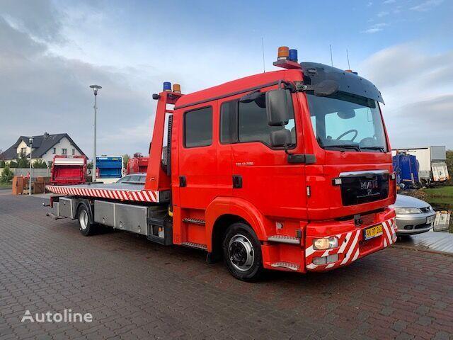 MAN TGL 12.220 Płyta Hydrauliczna tow truck