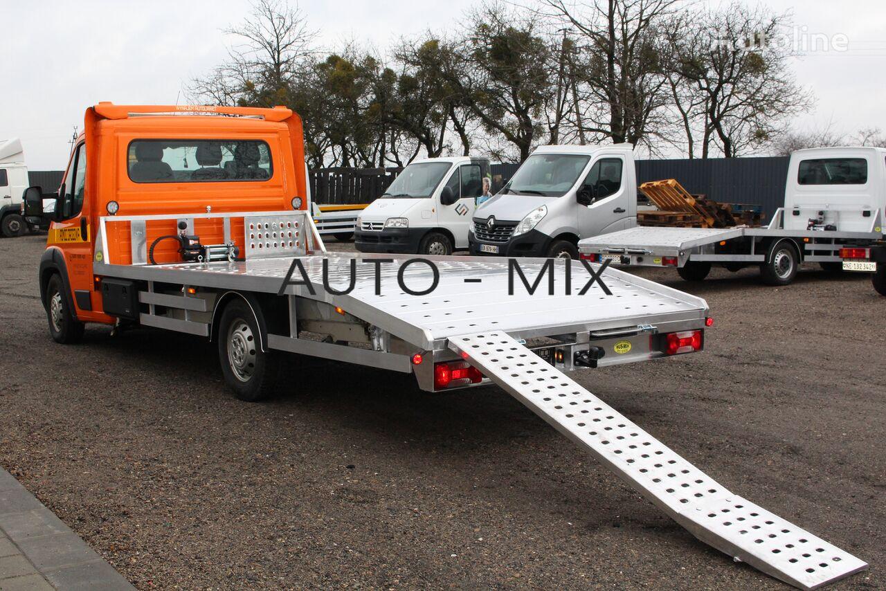 new MERCEDES-BENZ tow truck