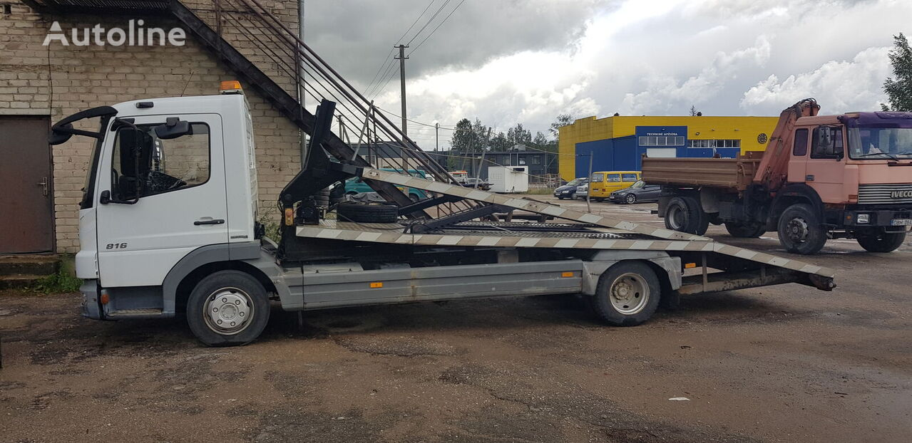 MERCEDES-BENZ ATEGO 816 tow truck
