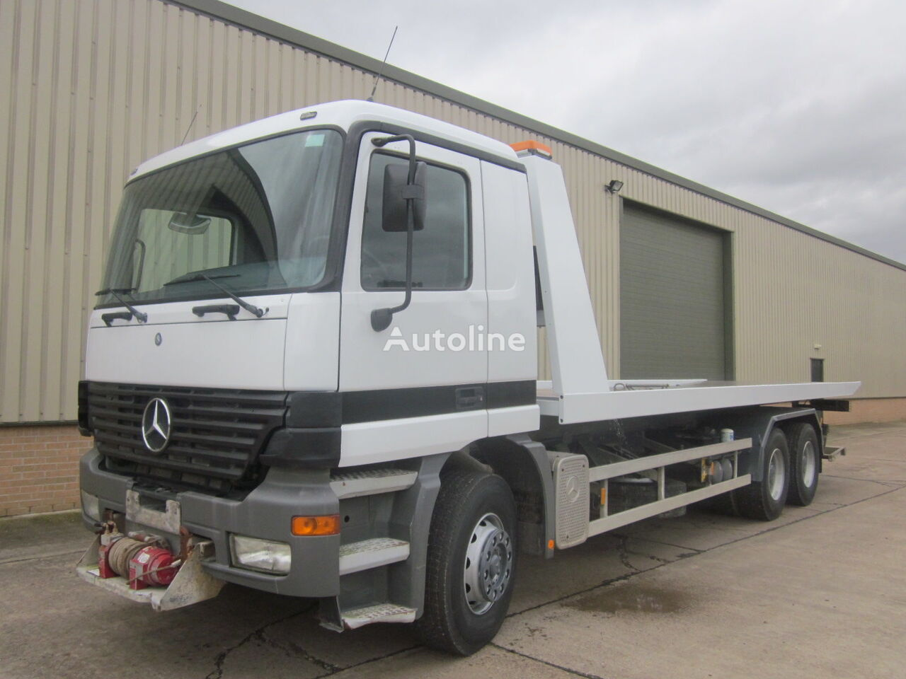 Used Tow Trucks For Sale Under