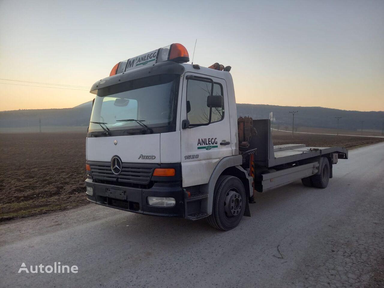 MERCEDES-BENZ Atego 1528L  tow truck