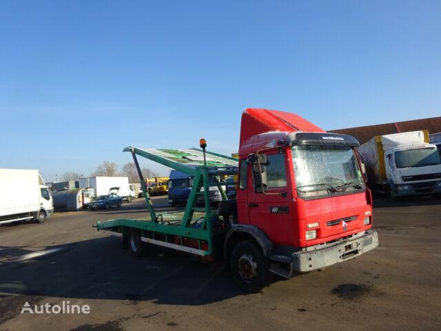 RENAULT Midliner Abschleppwagen tow truck