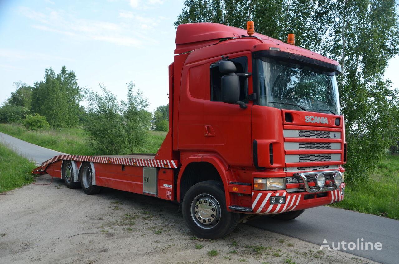 SCANIA - 124 L