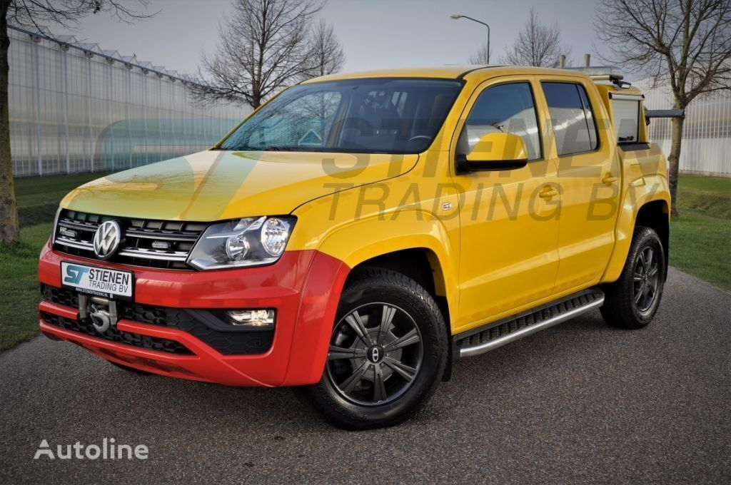 VOLKSWAGEN Amarok V6 3.0 V6TDI 300 HP 4 - Motion tow truck