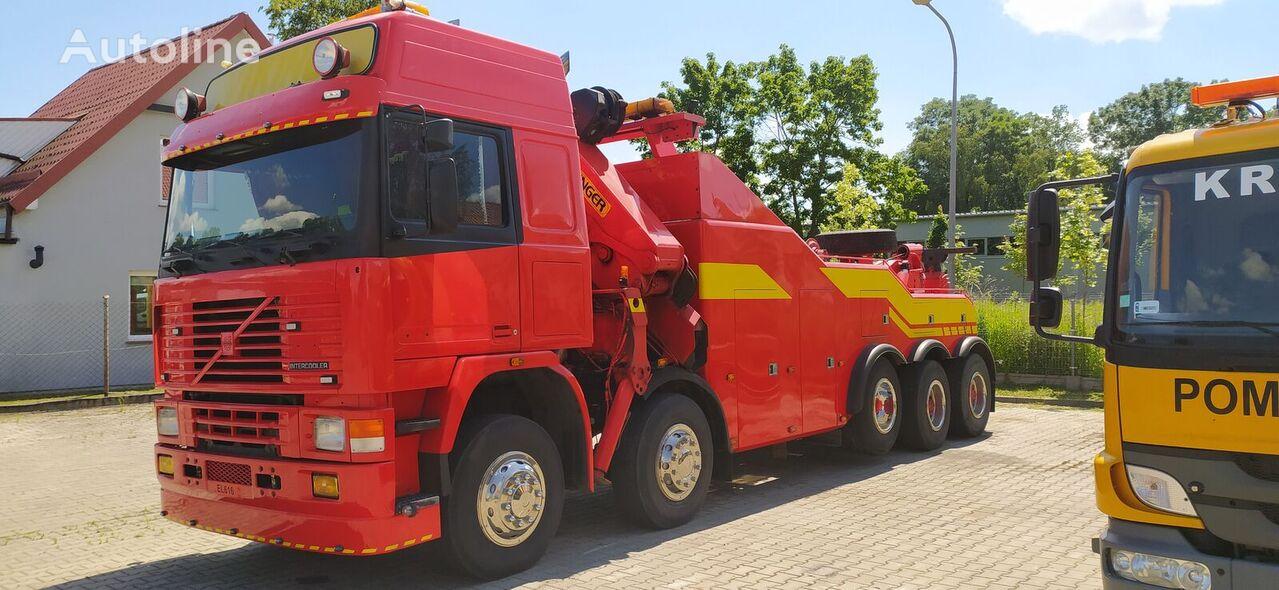 VOLVO F12 tow truck