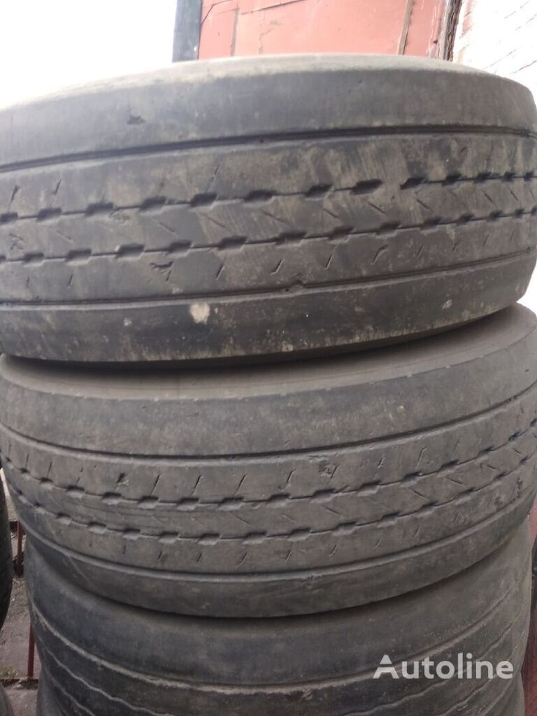 Goodyear Fuel Max truck tyre