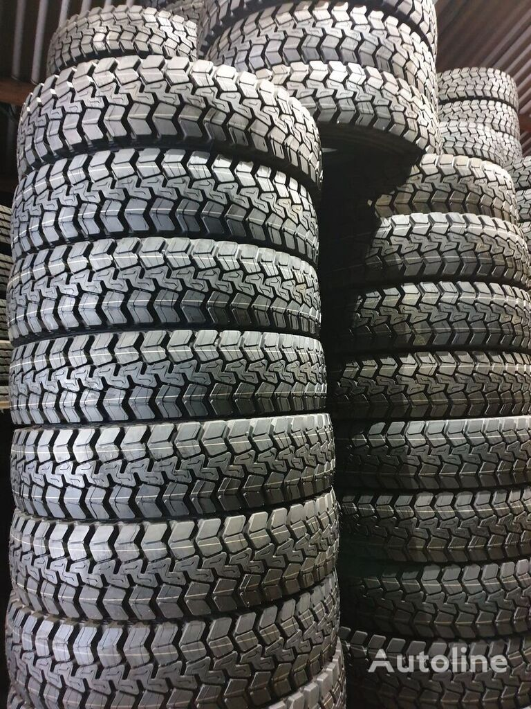 new Michelin 1200R20 XDY truck tyre