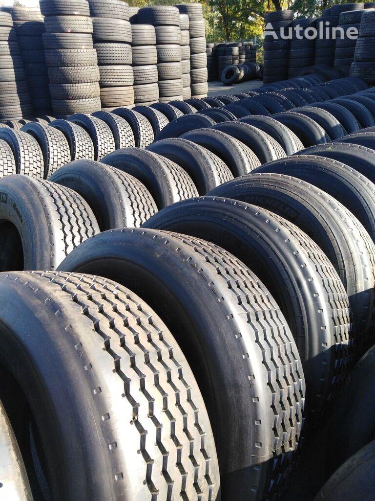 new Michelin Remix truck tyre