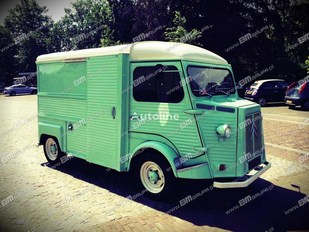 Bmgrupa Citroen Hy Food Truck Do Sprzedazy Lodow Vending Truck For Sale Poland Solec Kujawski El13848