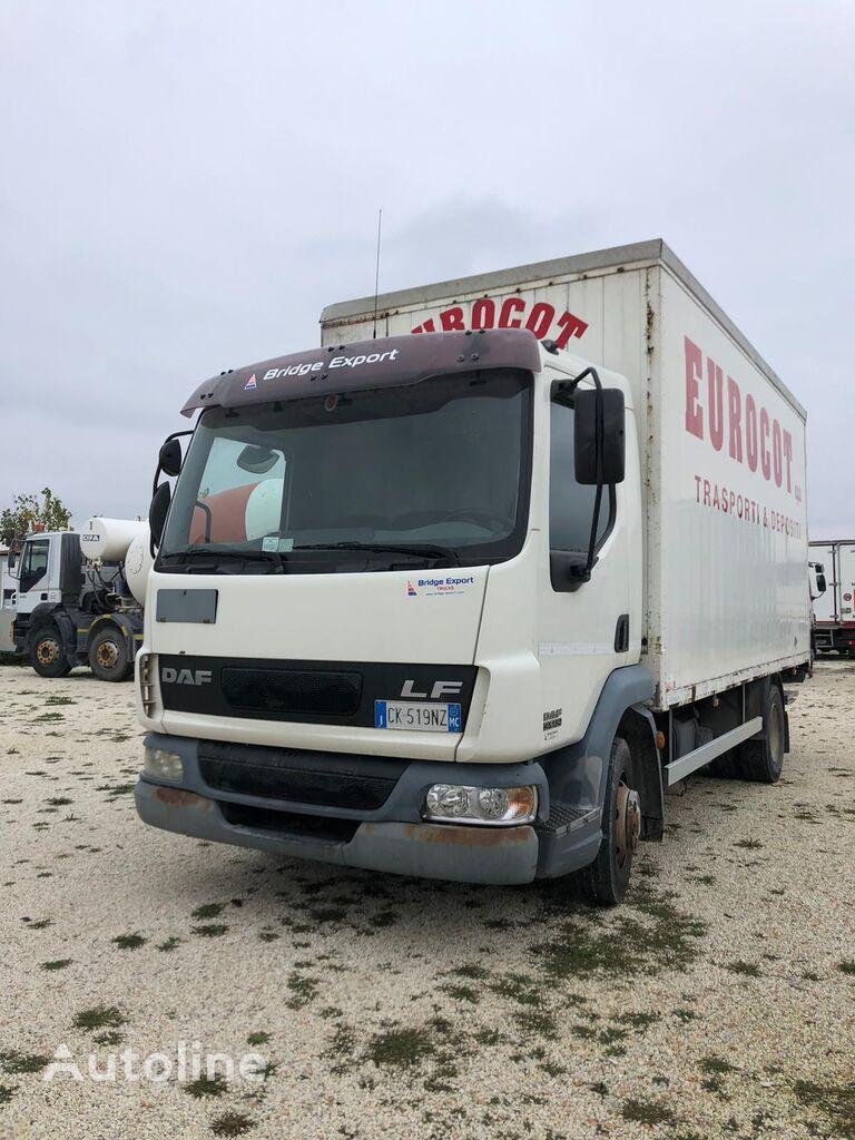 DAF 45.150 motrice con sponda vending truck