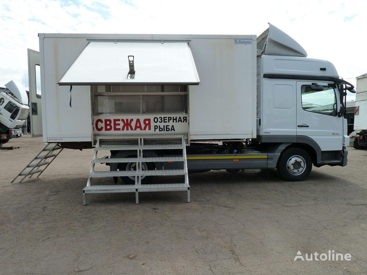 MERCEDES-BENZ Atego 822  vending truck