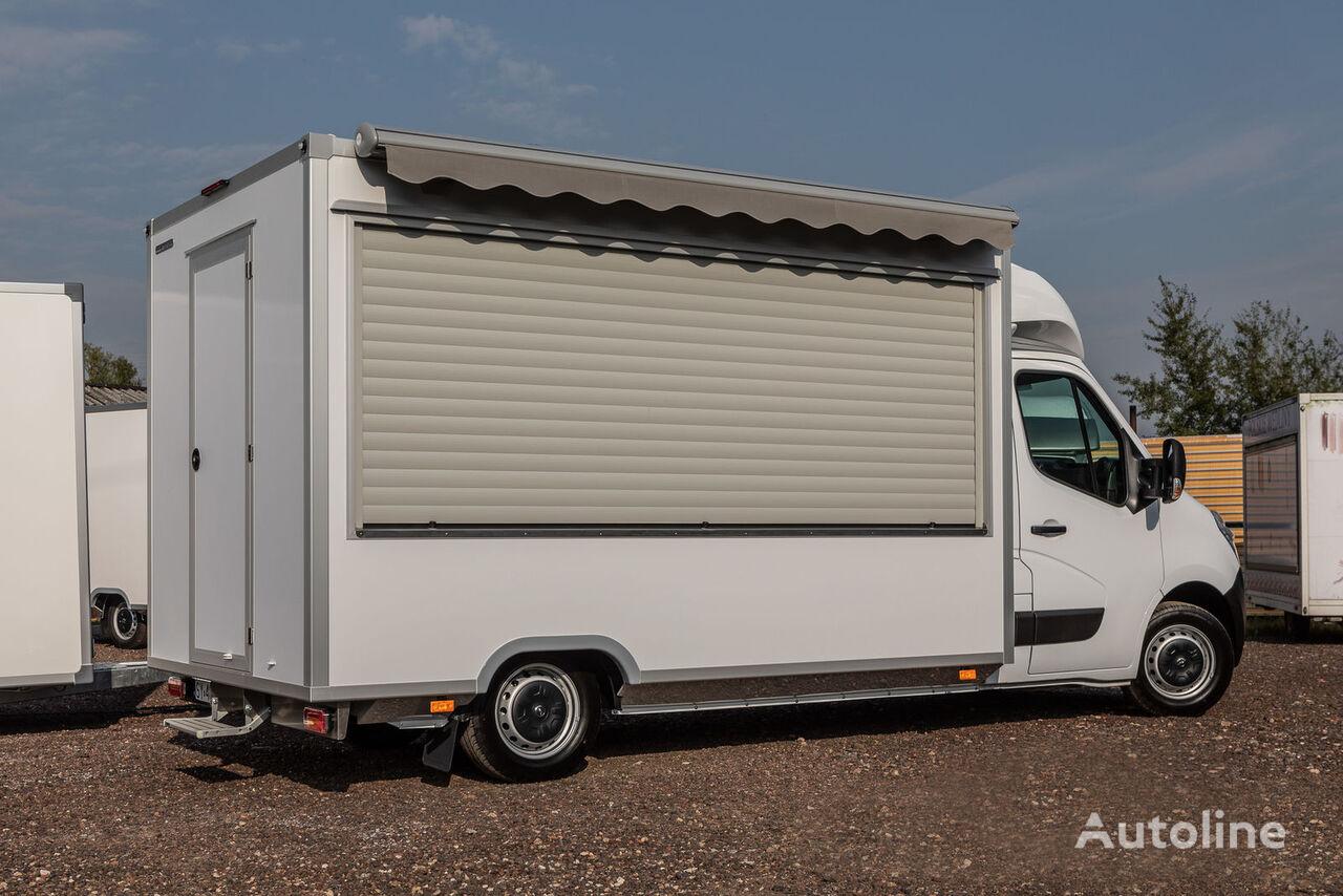 new OPEL Verkaufswagen Imbisswagen Food Truck vending truck