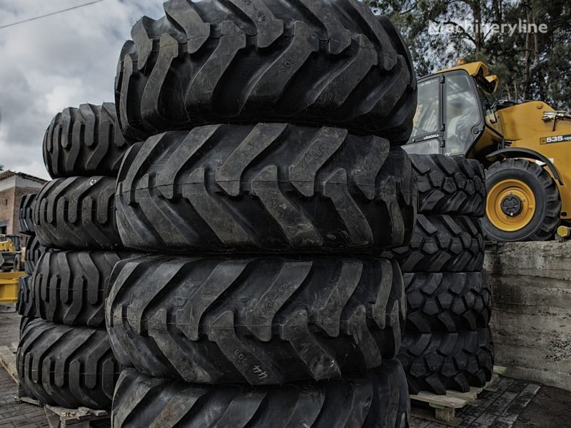 backhoe tire