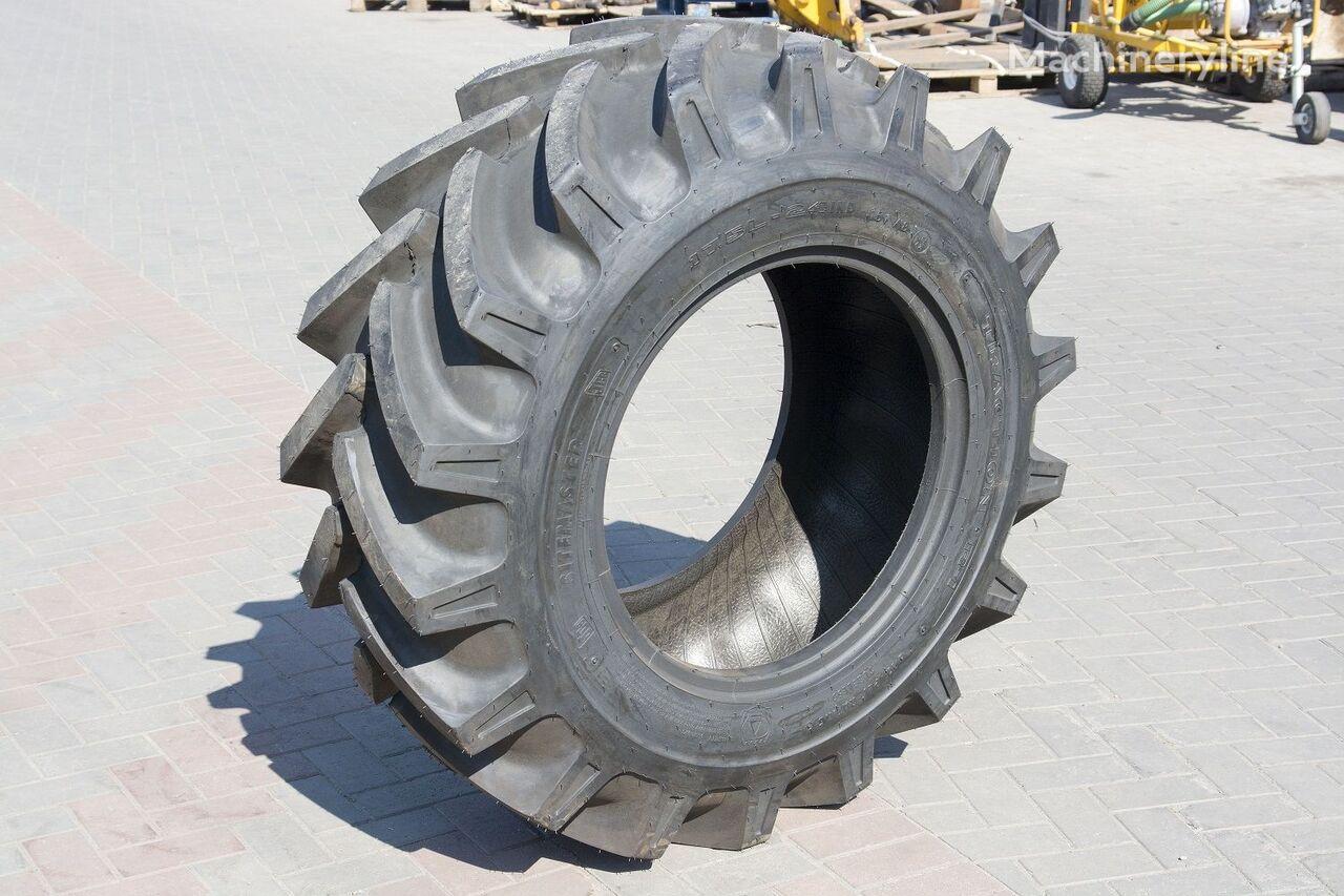 new JCB Sitemaster digger tyre