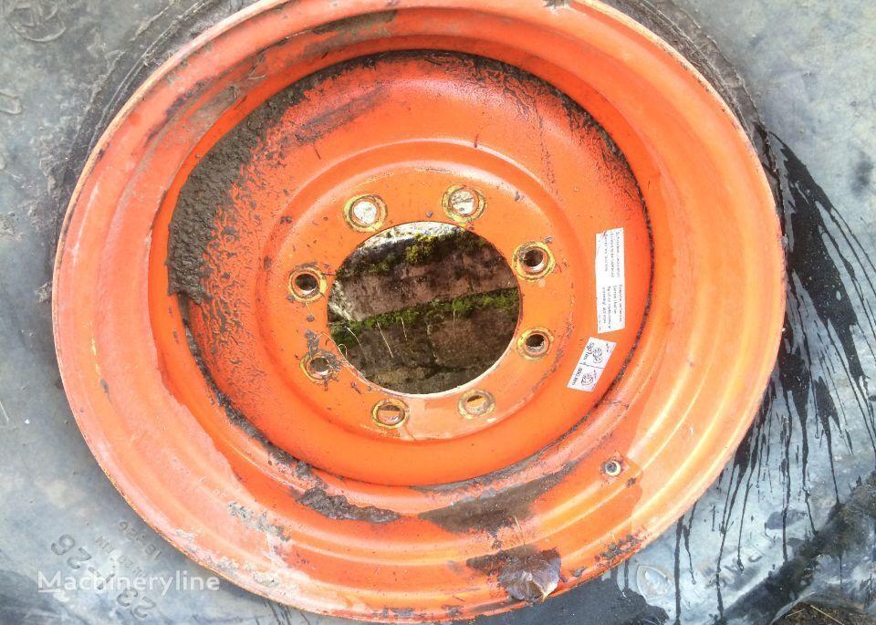 FELGA DW 16x26 , OPONA firestone 23.1 - 26 , Claas Dominator forklift wheel disk