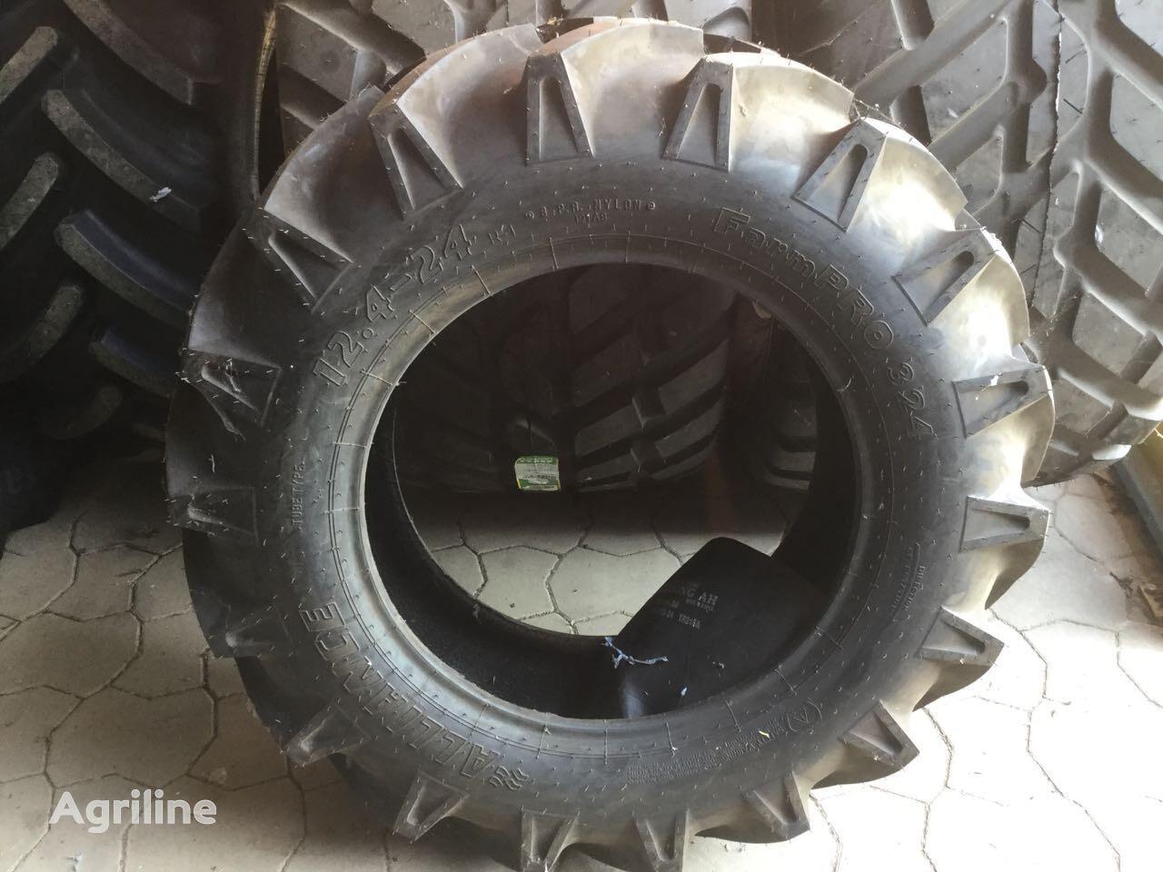 Alliance mit schlauch tractor tyre